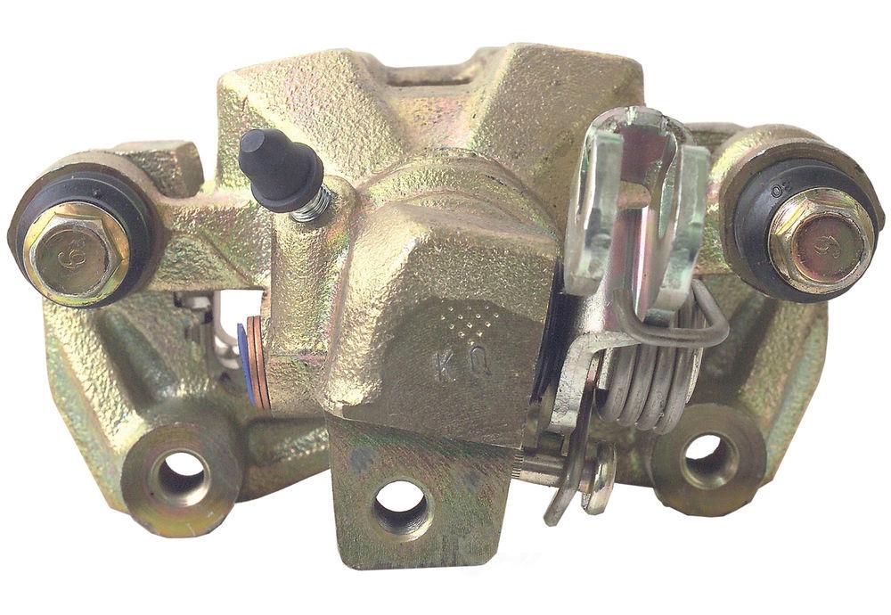 CARDONE/A-1 CARDONE - Remanufactured Friction Choice Caliper w/Bracket (Rear Right) - A1C 19-B2624