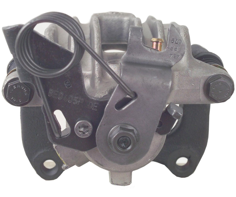 CARDONE REMAN - Unloaded Caliper W/bracket (Rear Left) - A1C 19-B2637