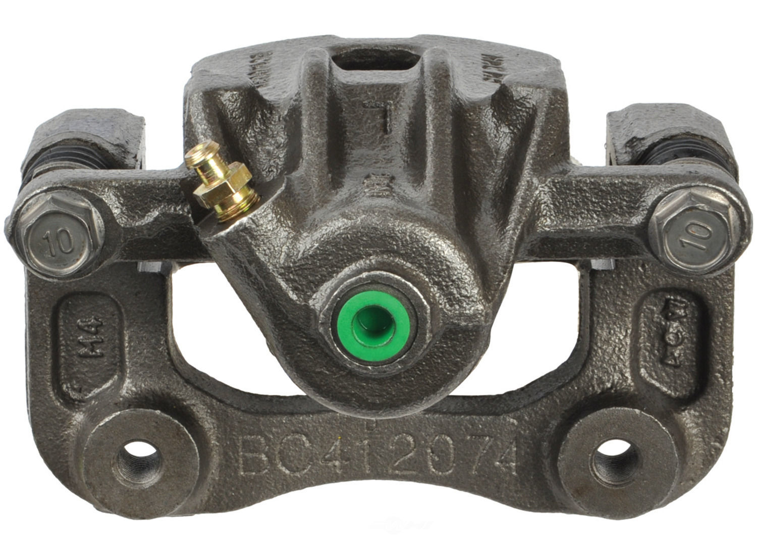 CARDONE/A-1 CARDONE - Remanufactured Friction Choice Caliper w/Bracket (Rear Left) - A1C 19-B2704A