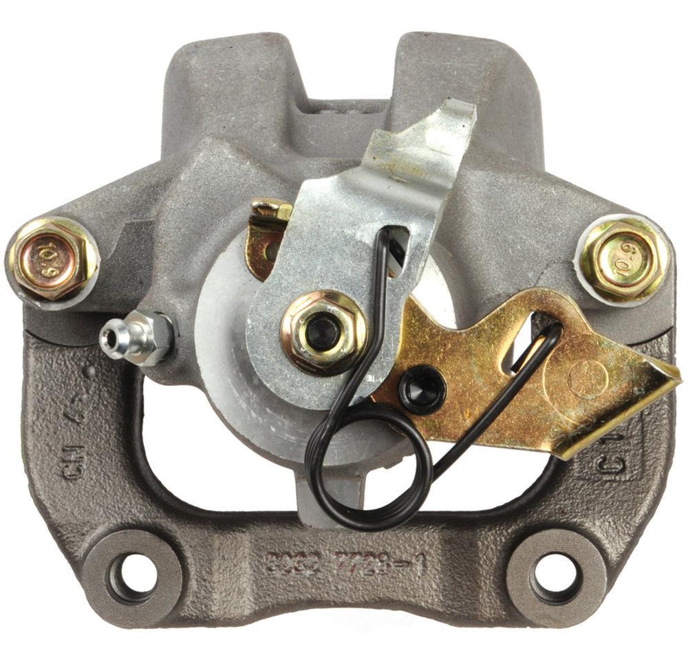 CARDONE/A-1 CARDONE - Remanufactured Friction Choice Caliper w/Bracket (Rear Right) - A1C 19-B2718A