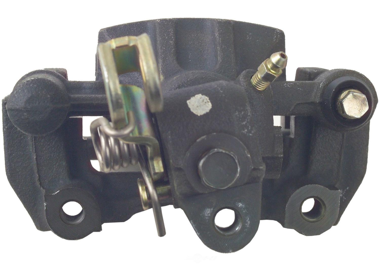 CARDONE REMAN - Unloaded Caliper W/bracket (Rear Left) - A1C 19-B2743
