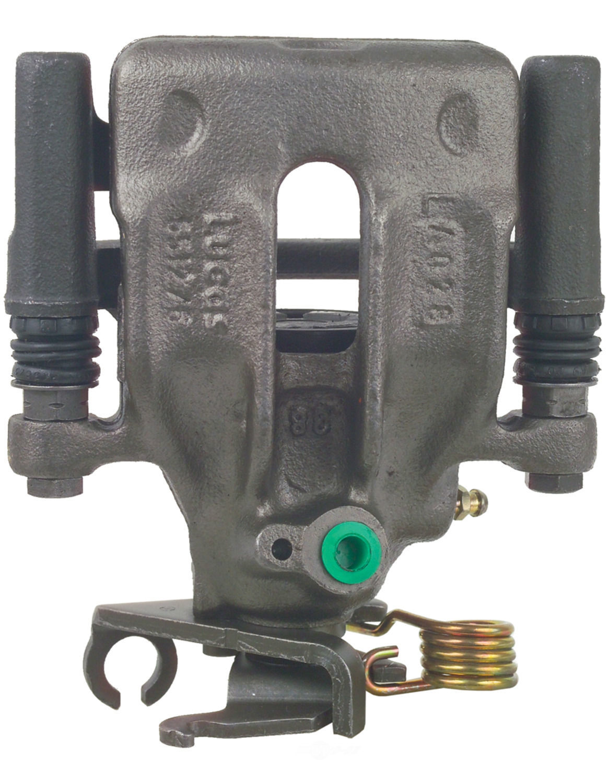 CARDONE/A-1 CARDONE - Reman Friction Choice Caliper w/Bracket (Rear Left) - A1C 19-B2745
