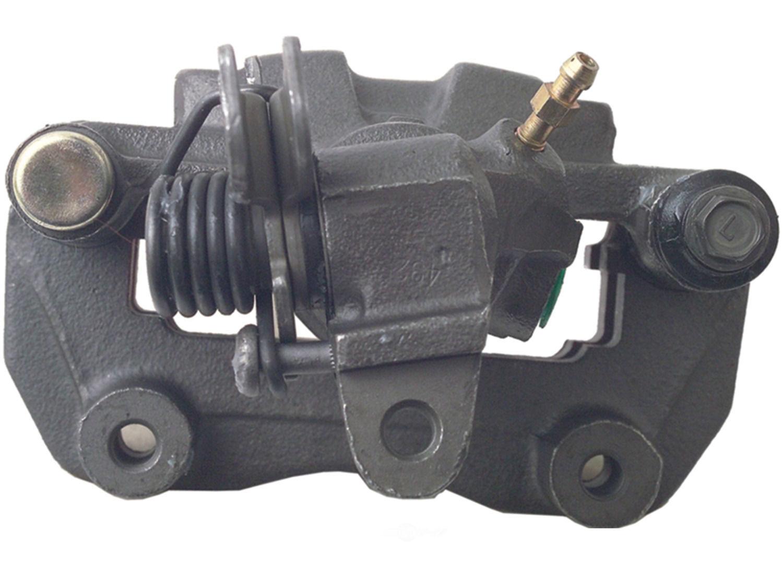 CARDONE REMAN - Unloaded Caliper W/bracket (Rear Left) - A1C 19-B2805