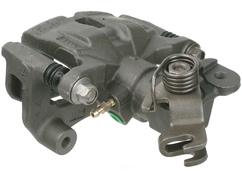 CARDONE/A-1 CARDONE - Reman Friction Choice Caliper w/Bracket (Rear Left) - A1C 19-B2858