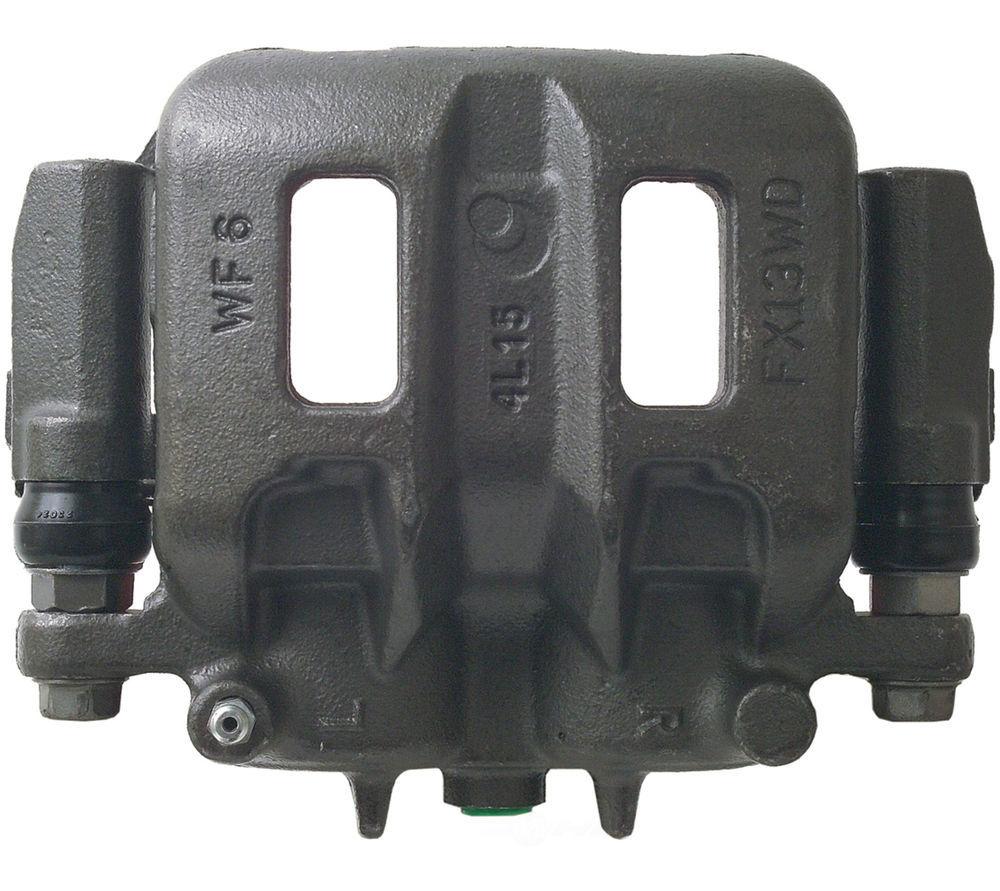 CARDONE REMAN - Unloaded Caliper W/bracket (Front Left) - A1C 19-B2920