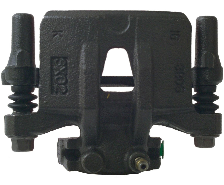 CARDONE REMAN - Unloaded Caliper W/bracket (Rear Left) - A1C 19-B2933