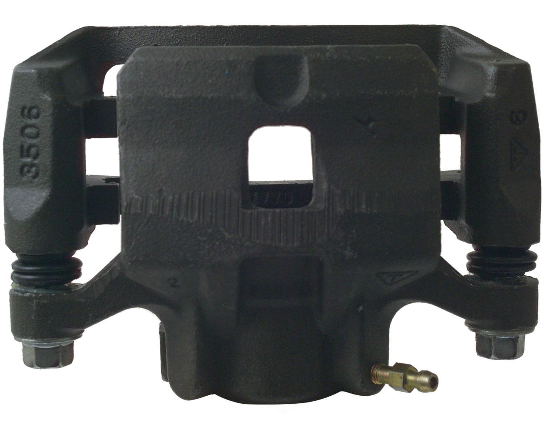 CARDONE REMAN - Unloaded Caliper W/bracket (Rear Left) - A1C 19-B2967