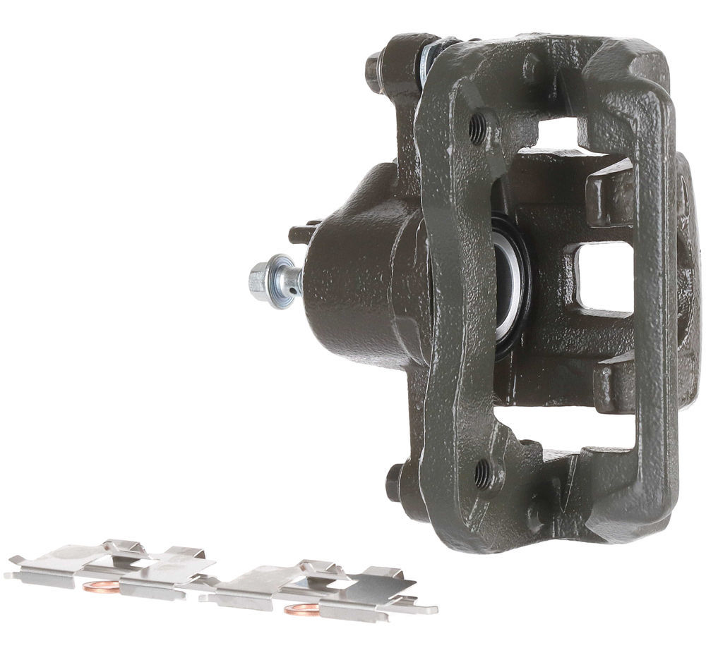 CARDONE REMAN - Unloaded Caliper W/bracket (Rear Left) - A1C 19-B3101