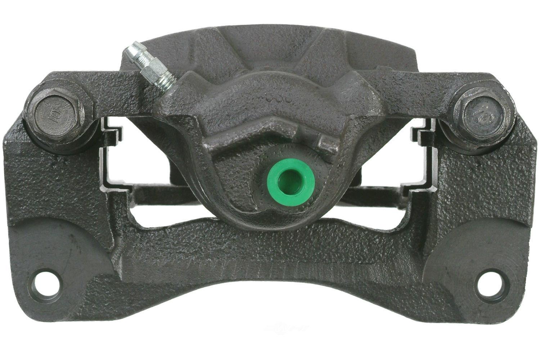 CARDONE/A-1 CARDONE - Remanufactured Friction Choice Caliper w/Bracket (Rear Right) - A1C 19-B3104