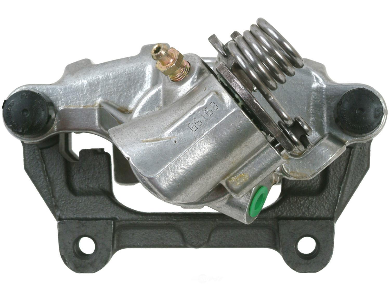 CARDONE REMAN - Unloaded Caliper W/bracket (Rear Left) - A1C 19-B3108