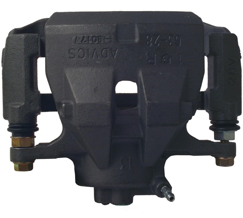 CARDONE REMAN - Unloaded Caliper W/bracket - A1C 19-B3129