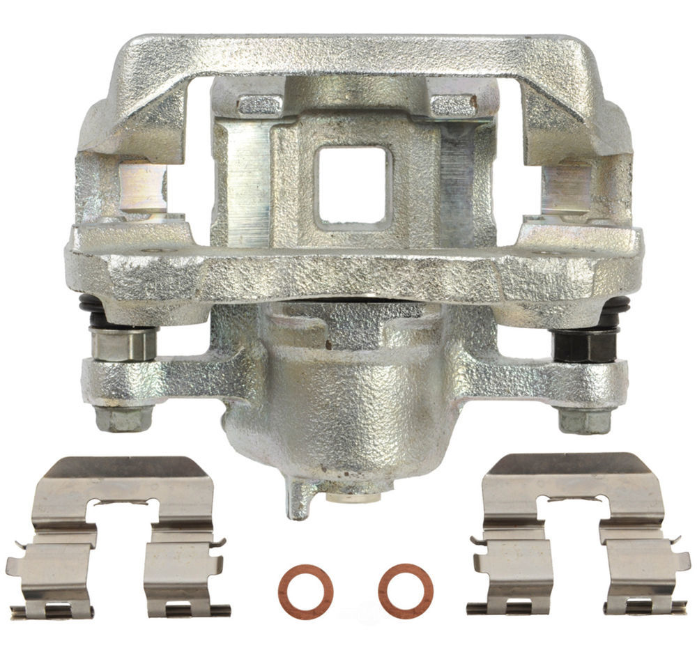 CARDONE REMAN - Unloaded Caliper W/bracket (Rear Left) - A1C 19-B3413