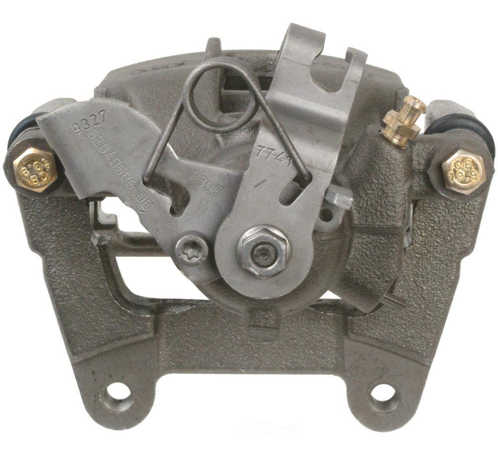 CARDONE REMAN - Unloaded Caliper W/bracket (Rear Left) - A1C 19-B3415