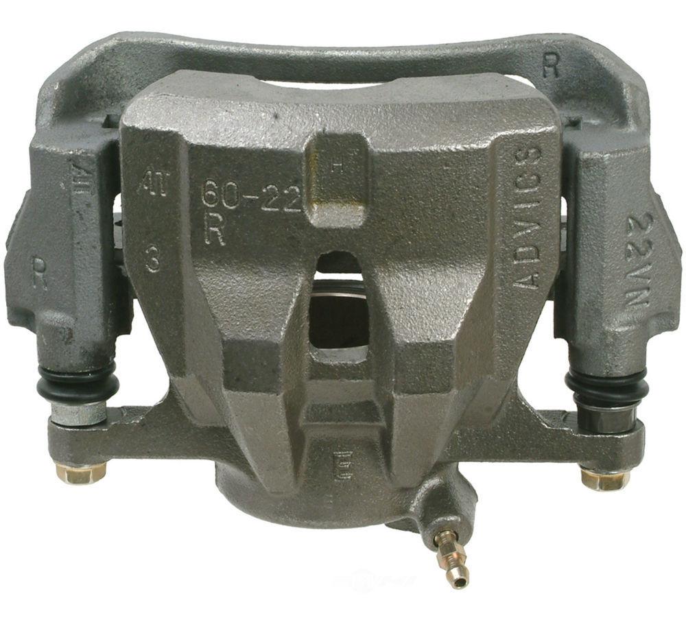 CARDONE/A-1 CARDONE - Reman Friction Choice Caliper w/Bracket (Front Right) - A1C 19-B3435