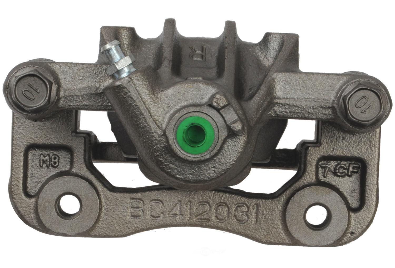 CARDONE REMAN - Unloaded Caliper w/Bracket (Rear Right) - A1C 19-B3456