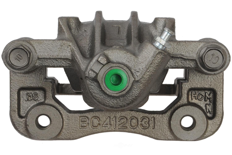 CARDONE/A-1 CARDONE - Remanufactured Friction Choice Caliper w/Bracket (Rear Left) - A1C 19-B3457