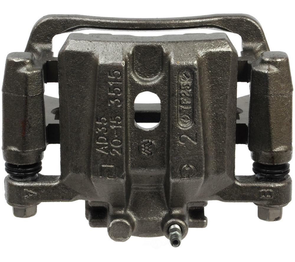 CARDONE REMAN - Unloaded Caliper W/bracket (Rear Left) - A1C 19-B3493