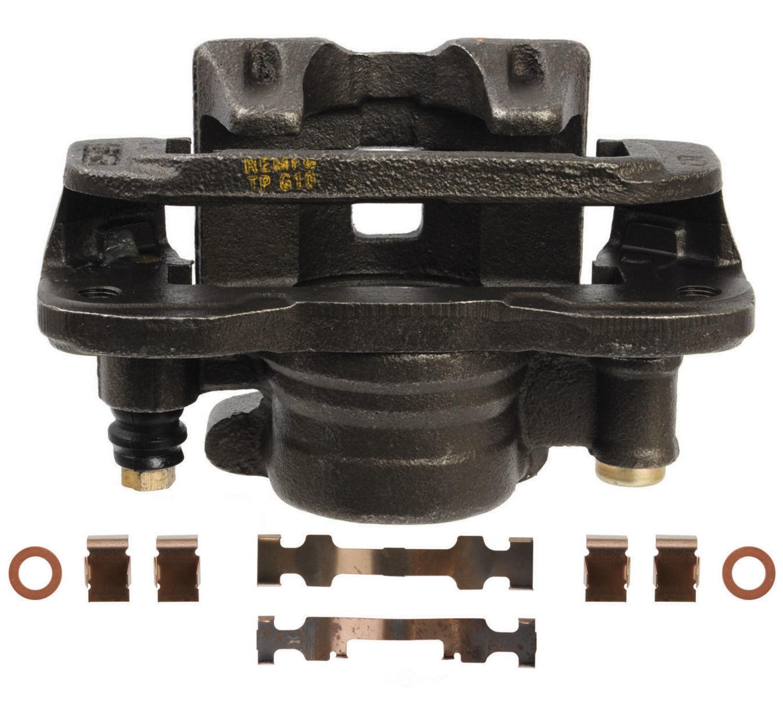 CARDONE/A-1 CARDONE - Reman Friction Choice Caliper w/Bracket (Front Right) - A1C 19-B662