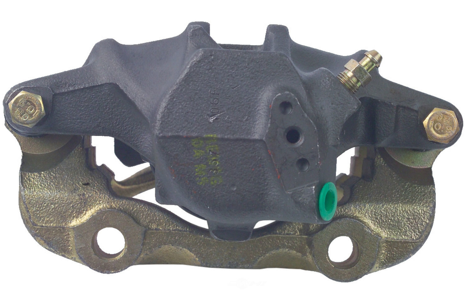 CARDONE/A-1 CARDONE - Remanufactured Friction Choice Caliper w/Bracket (Front Right) - A1C 19-B984B