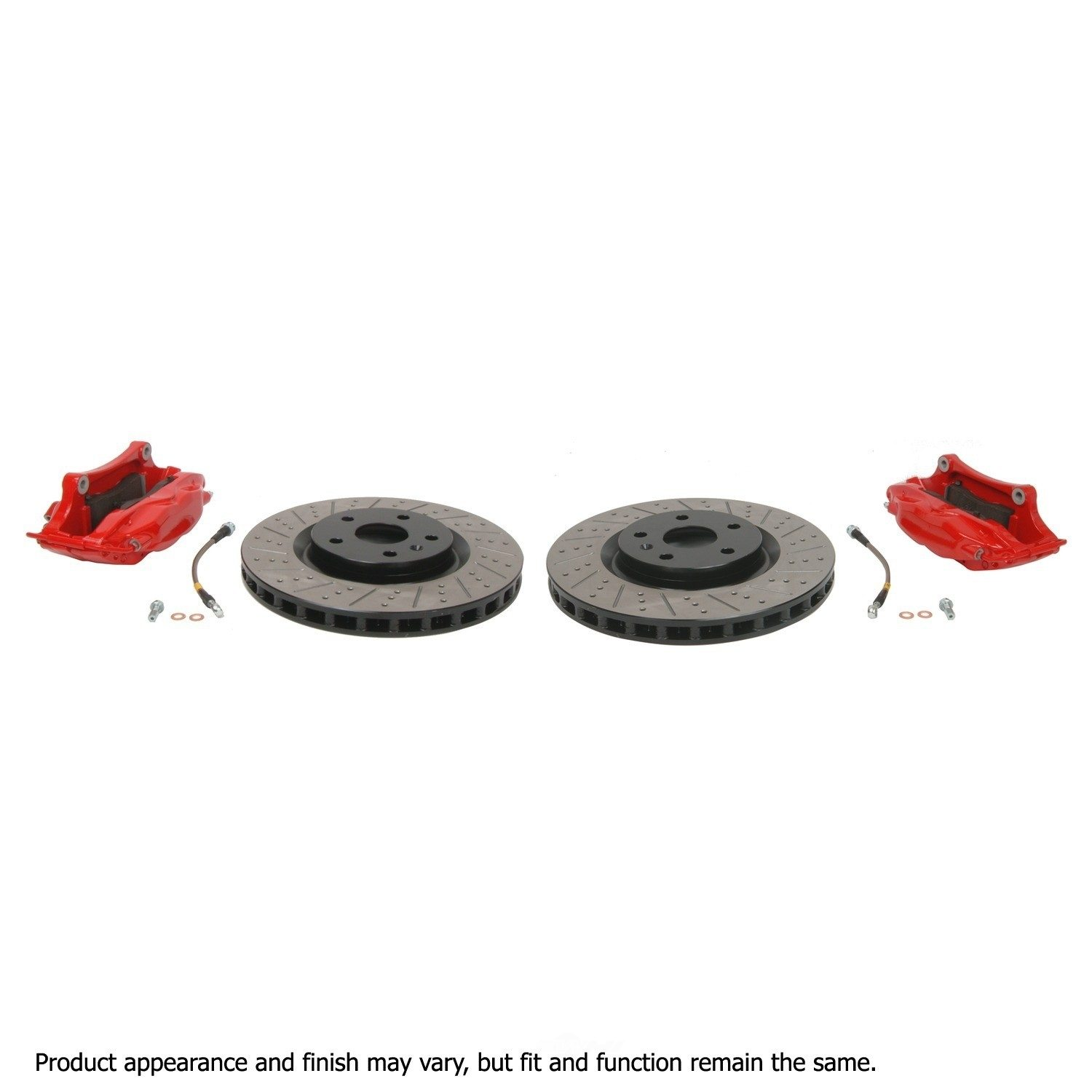 CARDONE/A-1 CARDONE - Reman Performance Brake Upgrade Kit (Front) - A1C 2B-9008XR