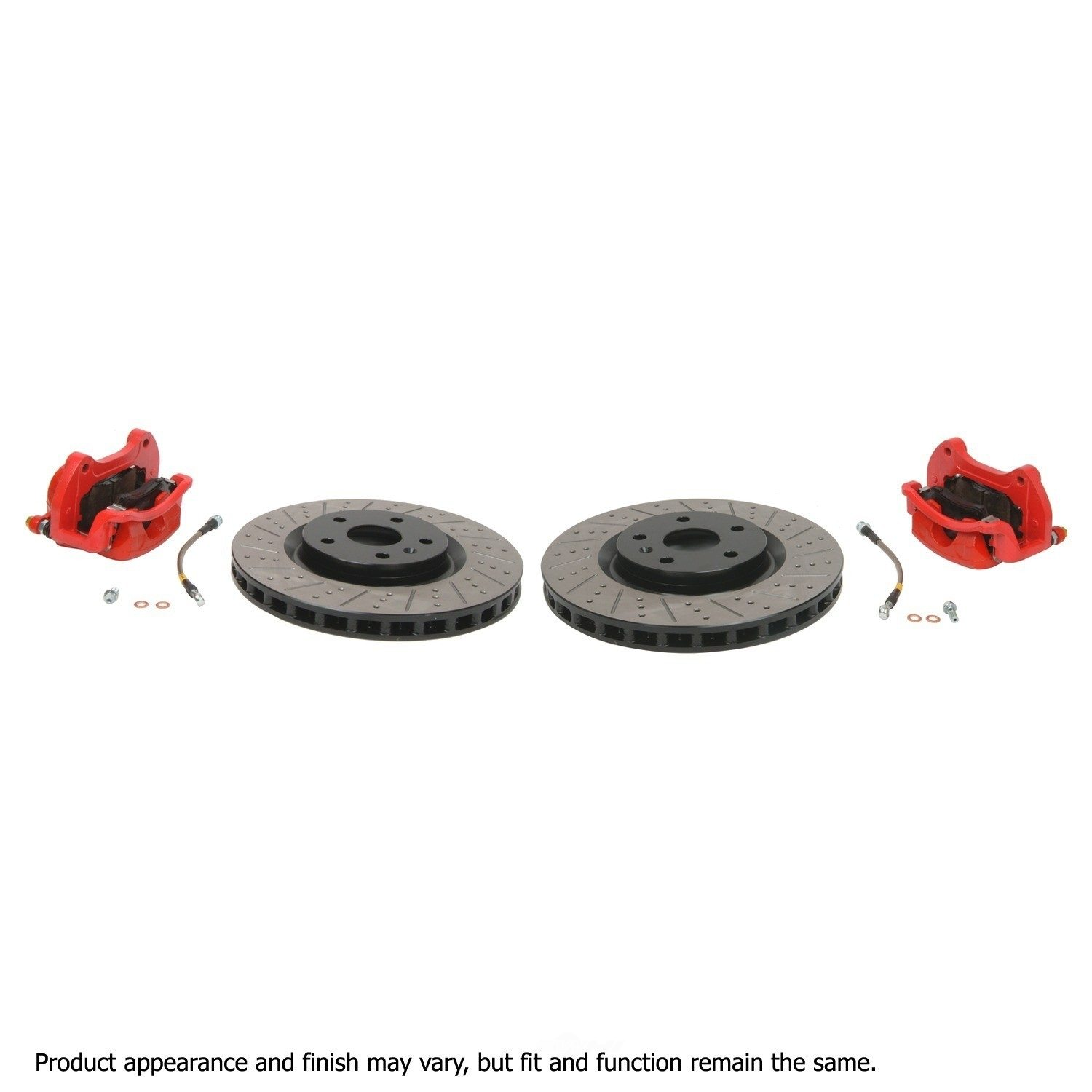 CARDONE/A-1 CARDONE - Reman Performance Brake Upgrade Kit (Front) - A1C 2B-9020XR