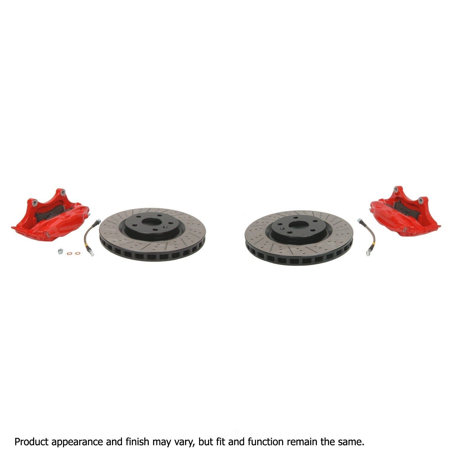 CARDONE/A-1 CARDONE - Reman Performance Brake Upgrade Kit (Front) - A1C 2B-9022XR