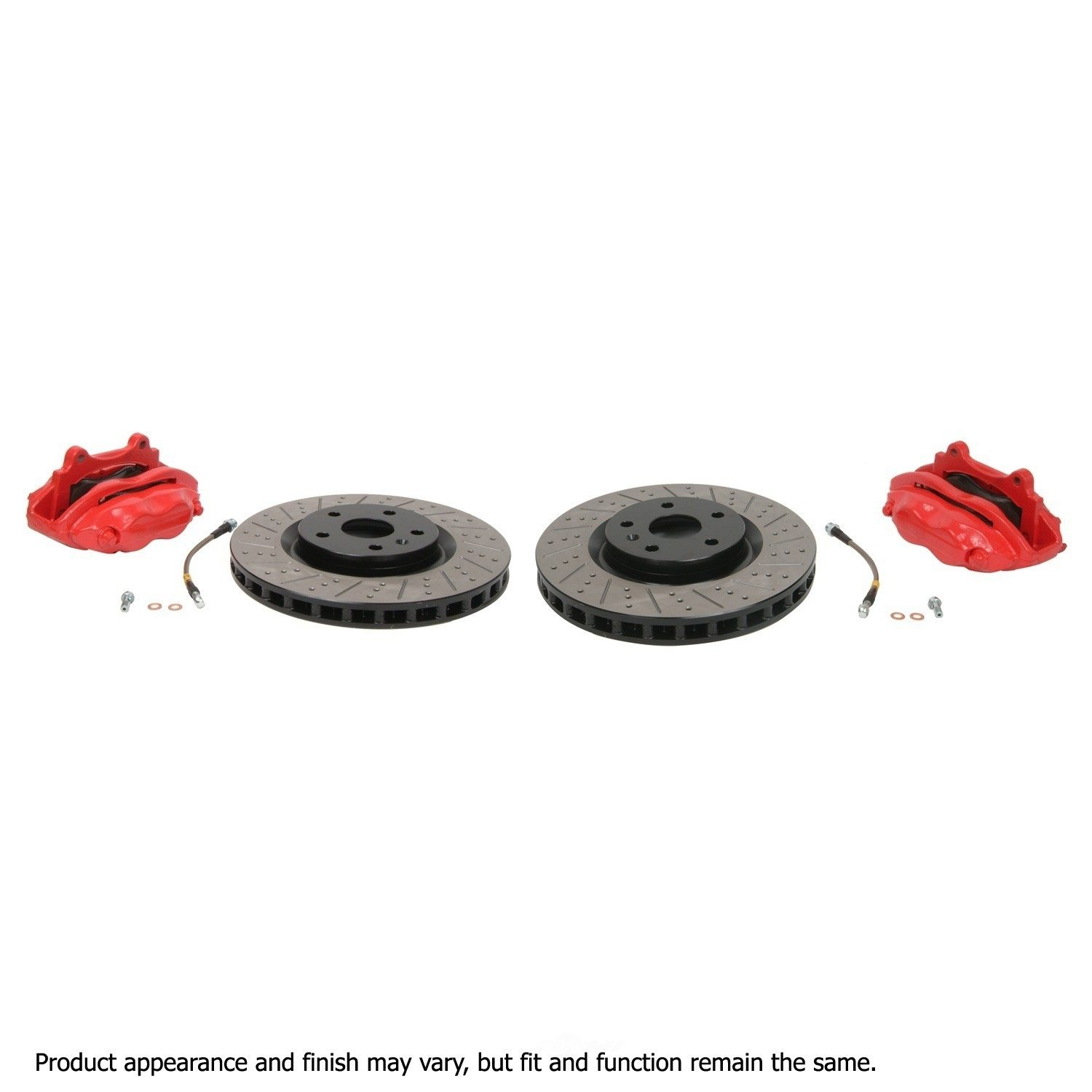 CARDONE/A-1 CARDONE - Reman Performance Brake Upgrade Kit (Front) - A1C 2B-9030XR