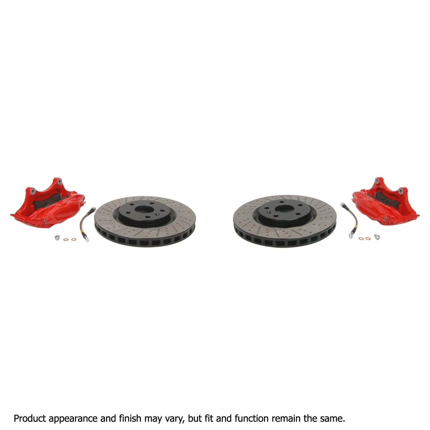 CARDONE/A-1 CARDONE - Reman Performance Brake Upgrade Kit (Front) - A1C 2B-9040XR