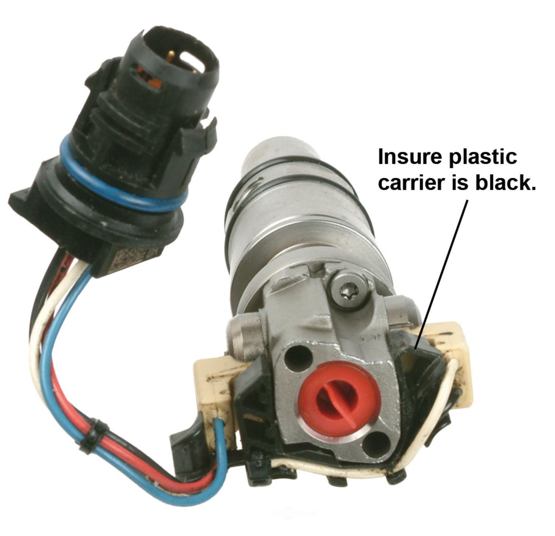 CARDONE/A-1 CARDONE - Reman Fuel Injector - A1C 2J-201
