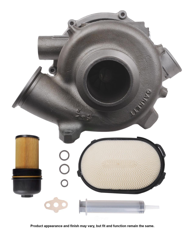 CARDONE REMAN - Turbocharger Installation Kit - A1C 2T-206K2
