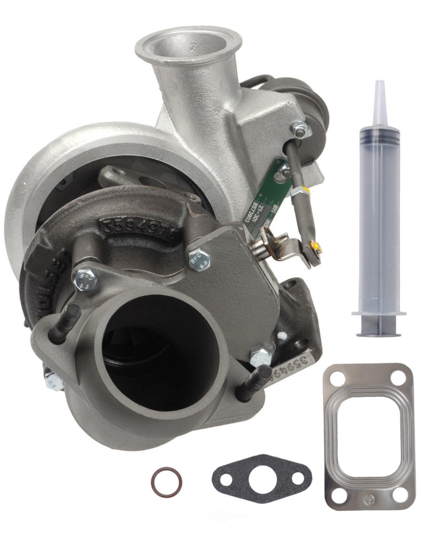 CARDONE REMAN - Turbocharger - A1C 2T-301