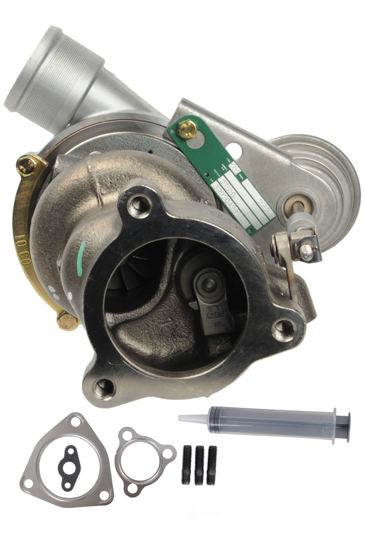 CARDONE REMAN - Turbocharger - A1C 2T-510