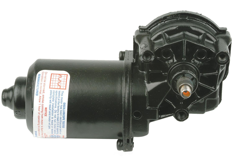 CARDONE/A-1 CARDONE - Reman Wiper Motor (Front) - A1C 40-1037