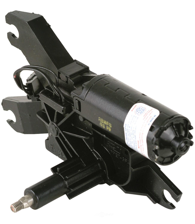 CARDONE/A-1 CARDONE - Reman Wiper Motor (Rear) - A1C 40-2033