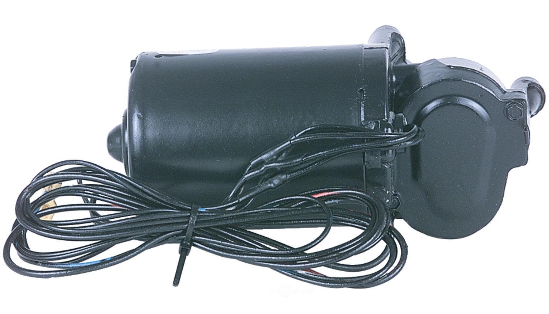 CARDONE REMAN - Windshield Wiper Motor - A1C 40-258