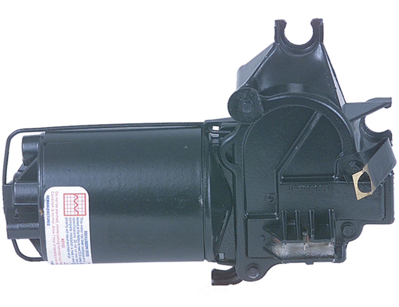 CARDONE/A-1 CARDONE - Remanufactured Wiper Motor (Front) - A1C 40-278