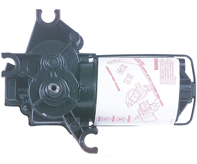 CARDONE/A-1 CARDONE - Reman Wiper Motor (Front) - A1C 40-278