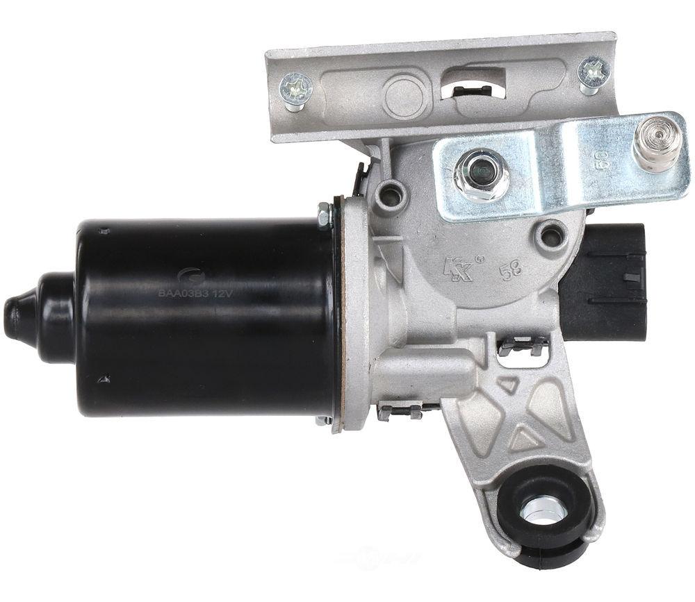 CARDONE/A-1 CARDONE - Remanufactured Wiper Motor (Front) - A1C 40-3025