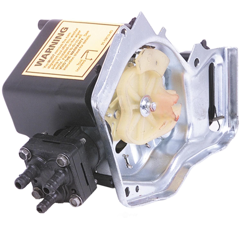 CARDONE/A-1 CARDONE - Windshield Washer Pump - A1C 40-901