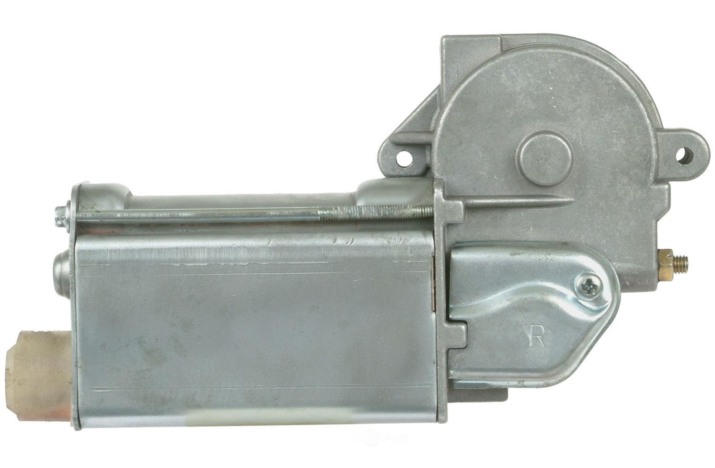 CARDONE REMAN - Tailgate Window Lift Motor - A1C 42-16
