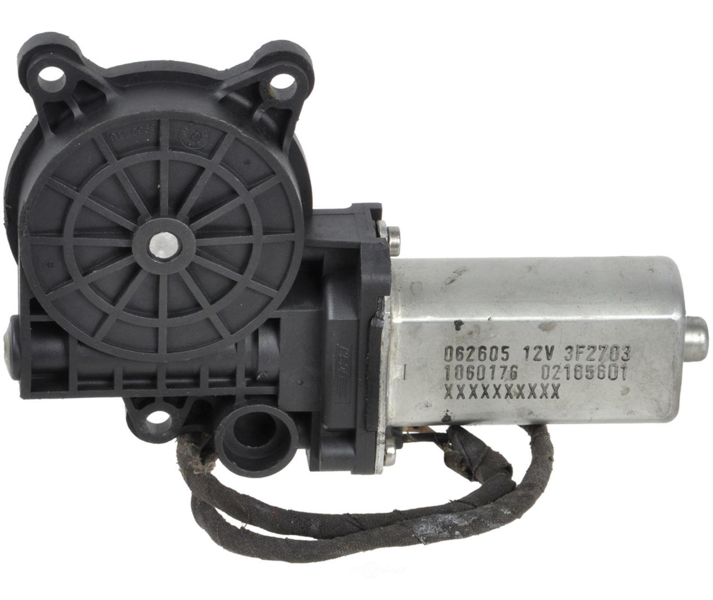 CARDONE/A-1 CARDONE - Reman Sliding Window Motor (Rear) - A1C 42-30035