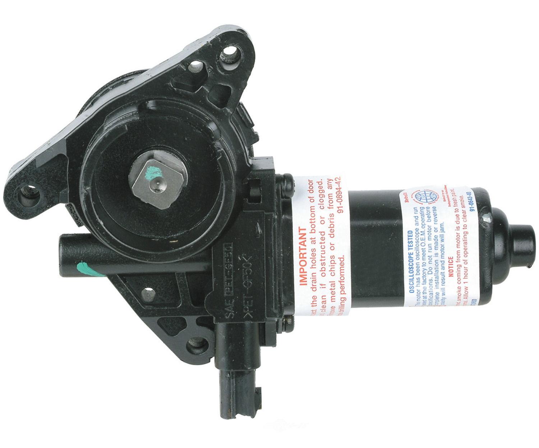 CARDONE/A-1 CARDONE - Reman Window Lift Motor - A1C 42-3018