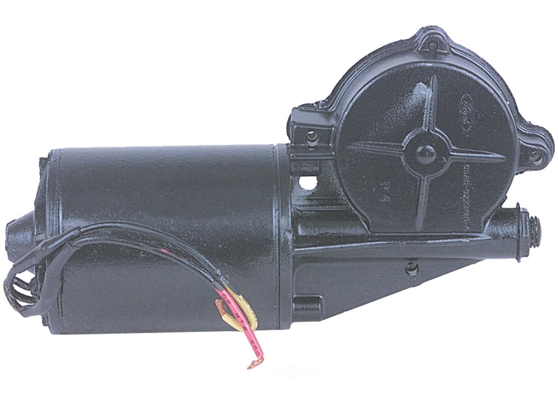 CARDONE REMAN - Tailgate Window Lift Motor - A1C 42-314