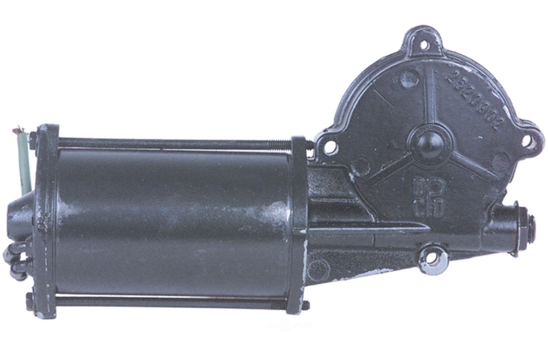 CARDONE REMAN - Window Lift Motor - A1C 42-44