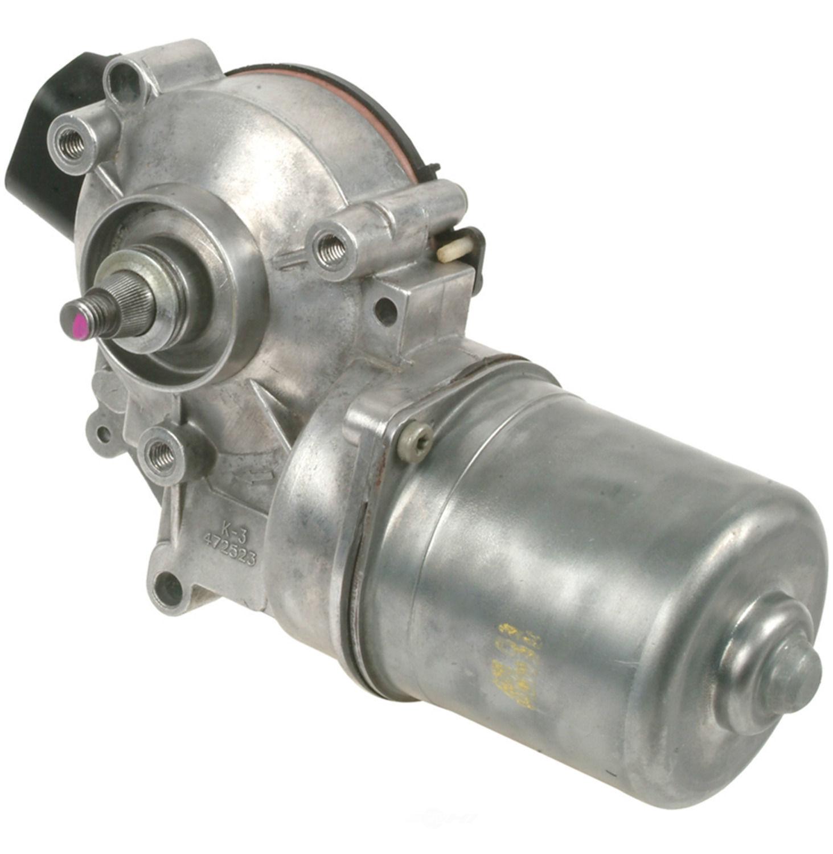 CARDONE/A-1 CARDONE - Reman Wiper Motor (Front) - A1C 43-4031