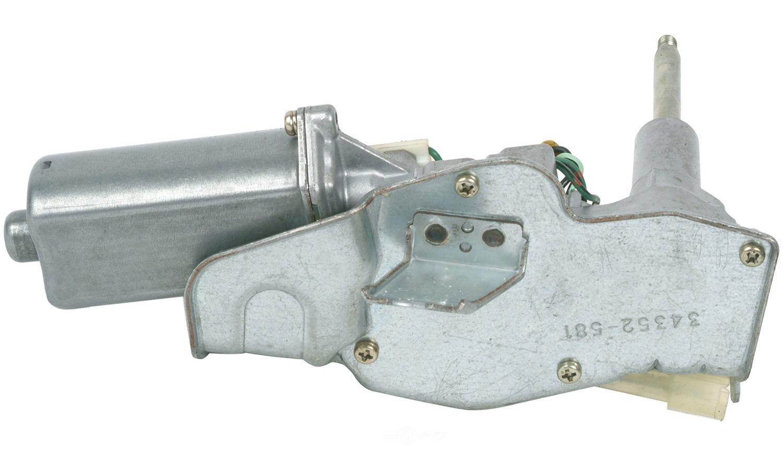 CARDONE / A-1 CARDONE - Reman A-1 Cardone Wiper Motor - A1C 43-4044
