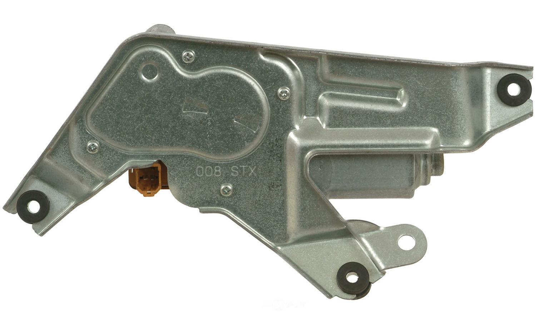CARDONE / A-1 CARDONE - Reman A-1 Cardone Wiper Motor - A1C 43-4065
