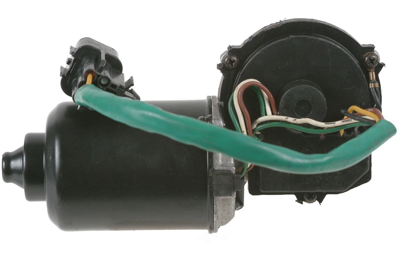 CARDONE/A-1 CARDONE - Reman Wiper Motor (Front) - A1C 43-4519