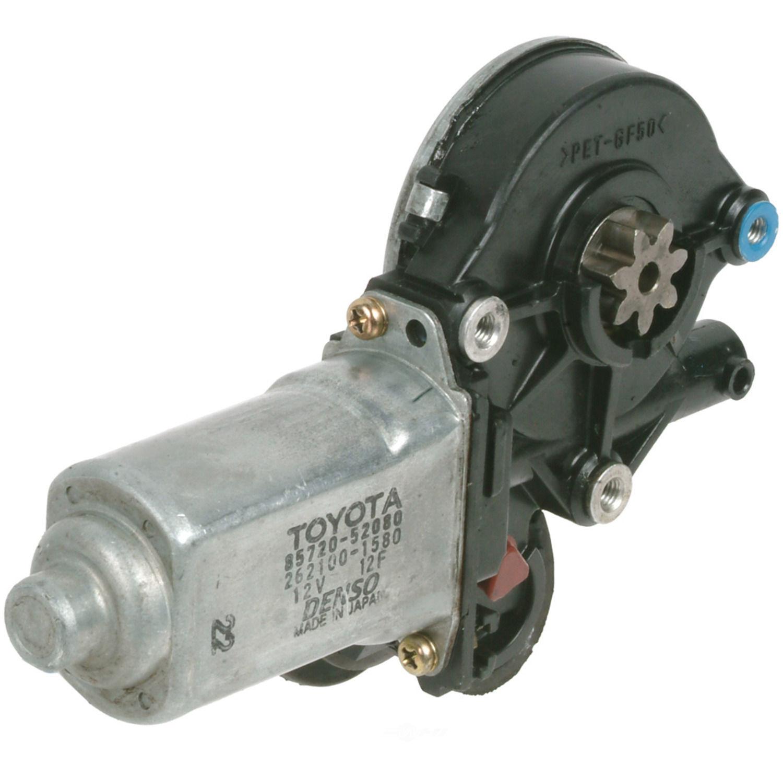 CARDONE/A-1 CARDONE - Reman Window Lift Motor (Rear Right) - A1C 47-10115