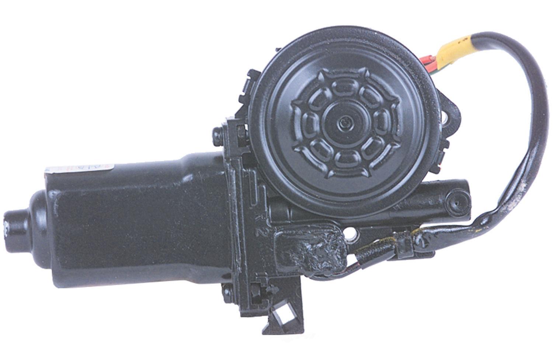 CARDONE REMAN - Tailgate Window Lift Motor - A1C 47-1138